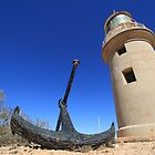 A Retired Beacon - Vlamingh Head Lighthouse Exmouth WA Australia by cookieshotz
