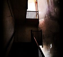 'The Stairwell' by Glenn Stephenson
