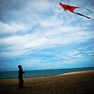 Kite Flying by artz-one