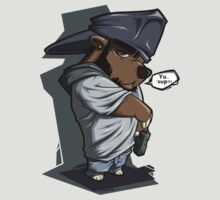 Baggy Bear v2.0 by Sven Ebert