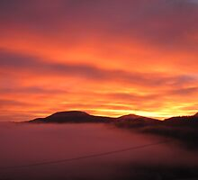 Sunrise in the Derwent Valley by Derwent-01