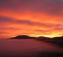 Sunrise in the Derwent Valley by Derwent-01
