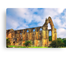 Bolton Abbey North Yorkshire Canvas Print