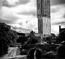 Castlefield by Mark  Dodds