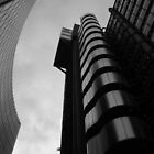 Lloyds Building London by Simon Cunniffe