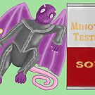 Minotaur Testicle Soup by mordechai