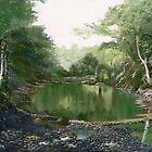 Clifty Creek by Jeff Jackson