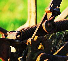 rustic spade by Darby Snyder