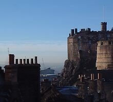 Edinburgh Castle  by rualexa