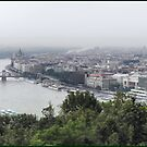 Budapest [panorama] by Lior Goldenberg