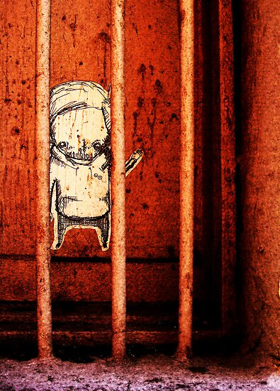 Behind Bars by Mark Malinowski