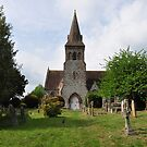 St.Marys - Compton Abbas - UK by Michael Tapping