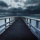 The Pier. Petone, Wellington, New Zealand by Fineli