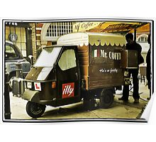 Amazing London - London People - MR COFFEE - (UK) Poster