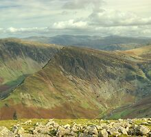 The High Stile Walk....High Crag by VoluntaryRanger