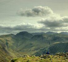 The High Stile Walk....High Crag Views by Jamie  Green