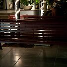 Midnight Benches by phil decocco