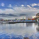 Victoria Inner Harbour BC, Canada by AnnDixon