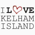 I love Kelham Island by artordabale