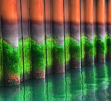 Sea Wall by Jennifer Hulbert-Hortman