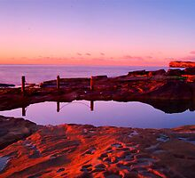 Ivo Rowe rock pool by donnnnnny