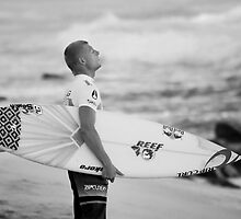 Mick Fanning 2 by Alex Preiss
