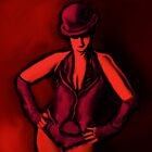 Red Cabaret by Dan Perez