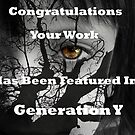 Generation Y Banner. by Tyhe  Reading