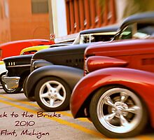 Back to the Bricks Classic Cars 2010 by kelleygirl