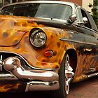 Olds, Up in Flames Low Rider by kelleygirl