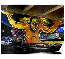 The Atlas of Chicano Park Poster