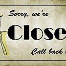 Closed by Louwax