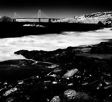 China Beach - San Francisco 8/15/2010 by Rodney Johnson