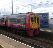 Class 319 Thameslink Programme Livery by Matthew Weight