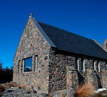 Church of the Good Shephard by Scott Lund