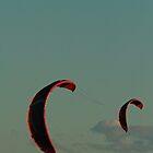 Kiteboarding - Kites by Noel Elliot