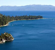 Emerald Bay by gladyanne