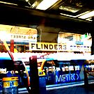 Flinders Street Station by StopGo