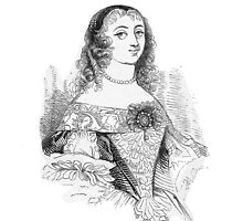 """Inesilla da Cantarilla"" engraving after Gigoux, Gil Blas 1835 by OldeArte"
