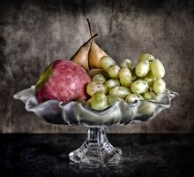 Fruit Salad by Ann  Van Breemen