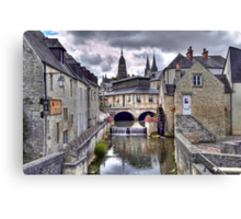 Bayeux Canvas Print