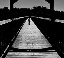 train trestle by Leeanne Middleton
