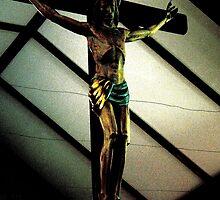 The Hanging Savior by phojo333