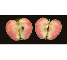 Pink Lady Apple Photographic Print