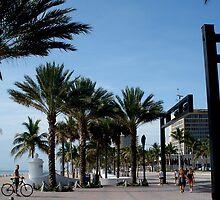 Las Olas Boulevard by paulscar