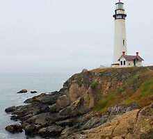 The Guard - Lighthouse by Michelle Kempf