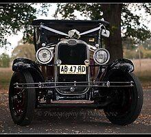 Detail 1927 Chevrolet by Odille Esmonde-Morgan