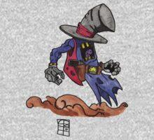 ghost sheriff... by kangarookid