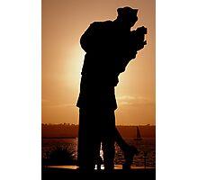 Unconditional Surrender Photographic Print