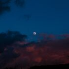 HA'IKU MOONRISE by Jack Grace